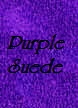 Suede Purple