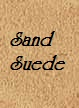 Suede Sand